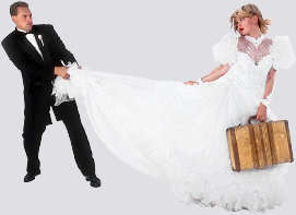 Steps to getting married - Making sure you will all pull in the same direction!